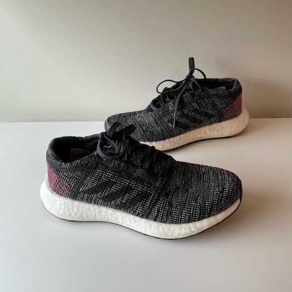 Adidas women's PureBoost size US 6 (fit like a 7)